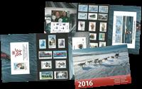 Grønland - Årsmappe 2016 - Årsmappe