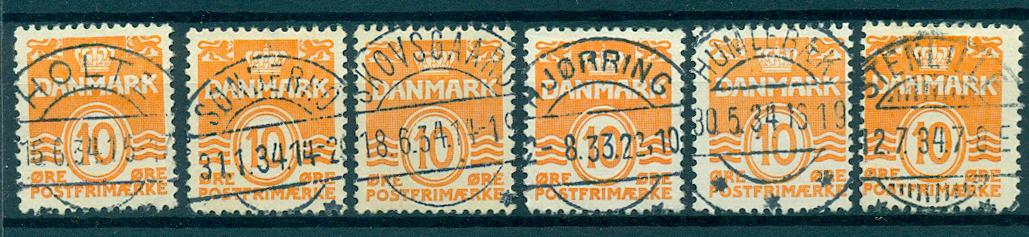 Danmark - Samling - 1933