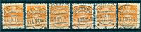 Denmark - Collection - 1933