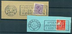 Danmark - Parti - ca. 1925-45