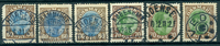 Danmark - Samling - 1919-20