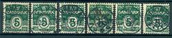 Danmark - Samling - 1912