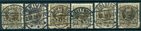 Danmark - Samling - 1907