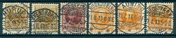 Danmark - Samling - 1907-12