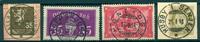 Norge - Samling - 1910-45