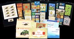 Rusland 2012 - Postfrisk - uden abonnement - komplet