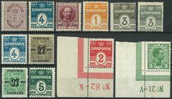 Danmark - 1902-18