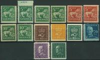 Sverige - 1920-26