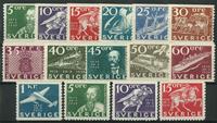 Sverige - 1936