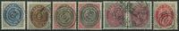 Danmark - 1871-75