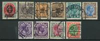 Danmark - 1912-28