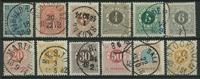 Sverige - 1858-77