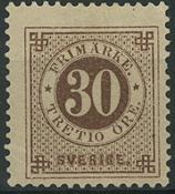 Sverige - 1886