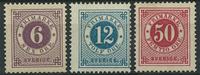 Sverige - 1877-86