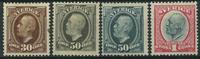Sverige - 1891-96