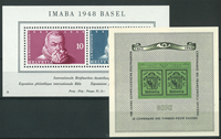 Switzerland - 1943-48