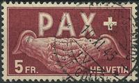 Schweiz - 1945