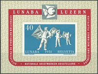 Switzerland - 1951