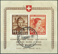 Switzerland - 1941