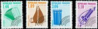 France - YT 206-09 - precancelled