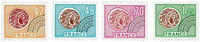 France - YT 134-37 - precancelled