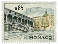 Monaco - YT 549 mint