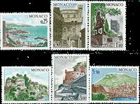 Monaco - YT 986-91 mint