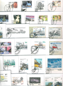 Greenland - 85 different first day covers