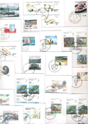 Greenland - 35 different first day covers