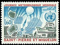 Saint Pierre and Miquelon 1974 - YT 433