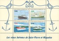 Saint Pierre and Miquelon 1994 - YT BF4