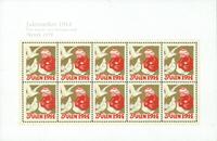 Nytryk juleark 1979/1914
