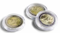 ULTRA møntkapsler - Indre Ø: 21 mm - Ydre Ø: 27 mm  - 10 stk.