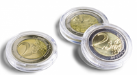 ULTRA møntkapsler - Indre Ø: 23 mm - Ydre Ø: 29 mm  - 10 stk.