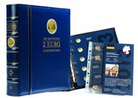 Tillæg 2016 til album til tyske 2-Euro Erindringsmønter *Sachsen*