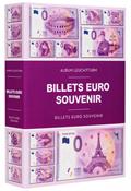 Album til 420 stk. Euro-souvenirpengesedler
