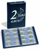 Album de poche ROUTE 2-Euro pour 48 pièces de 2 euros