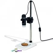 Digitale Microscoop DM4 met 10- tot 300-voudige vergroting incl. Statief