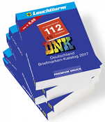 Briefmarken-Katalog DNK *Deutschland seit 1849, Ausgabe 2017