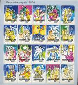 Holland 2000 - NVPH V1931-1950 - Postfrisk