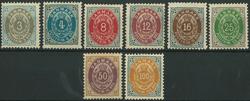 Danmark - 1895-1897