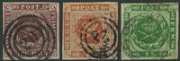 Danmark - 1852-58