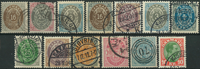 Danmark - Parti - 1875-1928