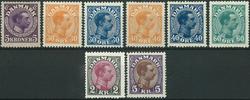 Danmark - 1920-27