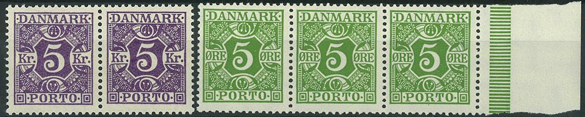 Danmark - Porto - 1924-30