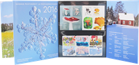 Finlande - Collection annuelle 2016 - Coll.Annuelle