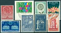 European Union - 1950-72
