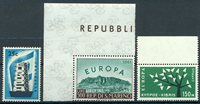 Europa CEPT - Collection - 1956-73