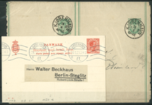 Danmark - Helsager - 1888-1925