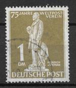 Berlin 1949 - AFA 40 - Leimattu